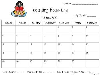 2017-18 Reading Log