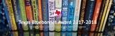 2017-2018 Bluebonnet Book Trivia Questions