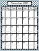 2017/2018 Calendar-Mickey Mouse Polka Dots PORTRAIT