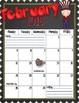 2017-2018 Chalkboard School Calendar