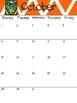 2018-2019 Chevron School Calendar