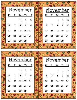 2017-2018 Homework Charts/Calendar BUNDLE!!!!