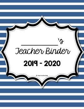 PATRIOTIC Teacher Plan Book