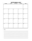 2017-2018 School Calendar