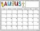 2017-2018 School Calendar (August-August)