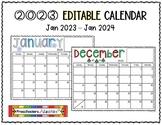 2019-2020 School Calendar (August-August)