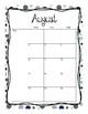 2017-2018 School Calendar (Nautical Blue Whales)