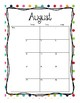 2017-2018 School Calendar (School Supplies)