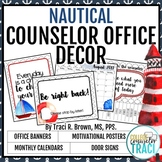2017 - 2018 School Counselor Office Decor (Nautical)