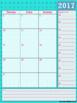 2017-2018 Teacher Agenda & Planner
