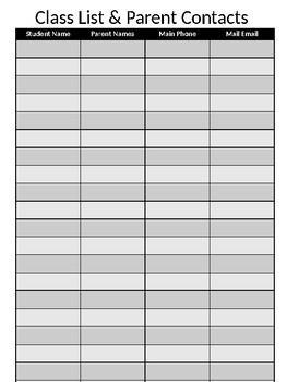 2017-2018 Teacher Fitness Planner EDITABLE