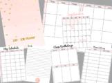 2017-2018 Teacher Lesson Planner!