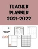 2018-2019 Teacher Planner