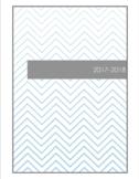 2017-2018 Teacher Planner / Agenda