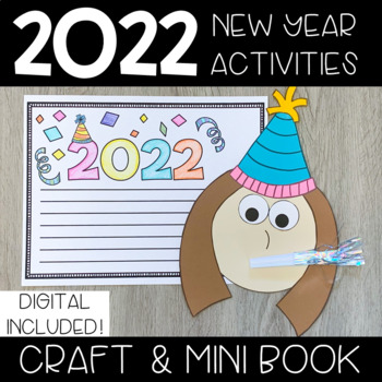 2018 A New Year Craft and Mini Book