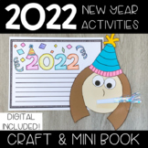 2021 New Year Craft and Mini Book