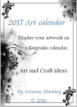2017 Art Keepsake Calendar