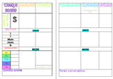 2017  Australian Teacher Planner / Daybook -  Kindergarten
