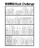 2018 Book Challenge (Bookshelf)