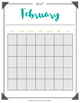 2017 Calendar Freebie