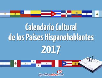2017 Cultural Calendar: Festivities & Holidays of the Span