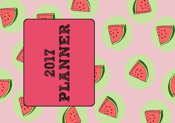 2017 Fun Planner Covers