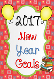 2017 Goal Setting FREEBIE PRINTABLE