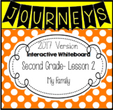 2017 Journeys 2nd Grade Interactive Whiteboard LESSON 2