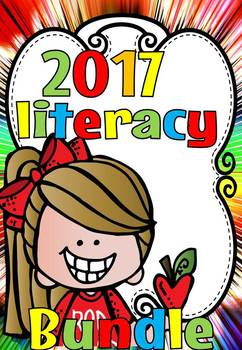 2017 KINDERGARTEN AND YEAR 1 LITERACY BUNDLE