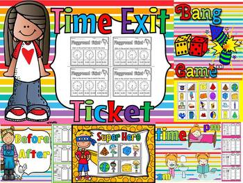 KINDERGARTEN AND GRADE 1 MATHS BUNDLE