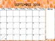 Monthly Planner: YEARLY Update
