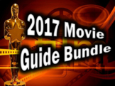 2017 Movie Guide Bundle - 12 Movie Guides with Extra Activities