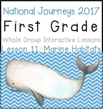 2017 National Journeys First Grade - SMART Board Lesson 11
