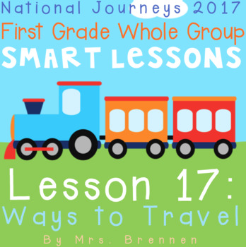 2017 National Journeys First Grade - SMART Board Lesson 17