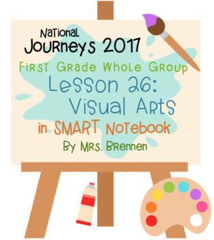 2017 National Journeys First Grade - SMART Board Lesson 26