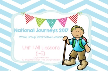 2017 National Journeys Unit 1: All Lessons (Lessons 1-5) Days 1-5 SmartBoard)