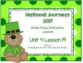 2017 National Journeys Unit 4: Lesson 19: Days, 1-5 Kindergarten SmartBoard