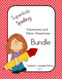 2017 (New) Superkids Spelling and Assessment BUNDLE