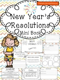 2019 New Year's Resolutions Mini Book