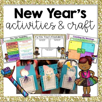 2017 New Years Activities and Craft