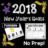 2018 New Years Goals