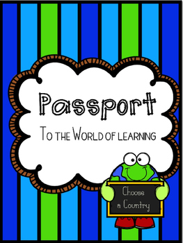 2017 Passport to the World of Learning