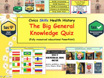 2017 Quiz - Logos, sport. politics, artists, general Knowledge: 81 Questions