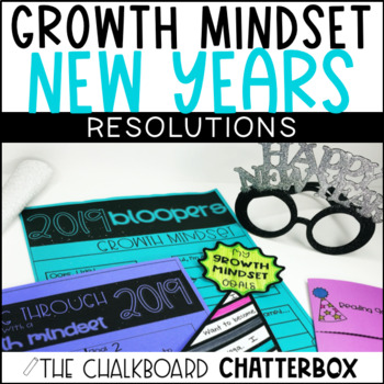 New Years Activities 2019 Growth Mindset