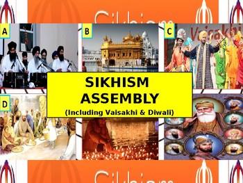 2017 Sikhism Assembly (Including Vaisakhi & Diwali) 20-30 Minutes or Tutor time