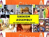 2017 Sikhism Assembly (Including Vaisakhi & Diwali) 20-30 Minutes or Tutor time