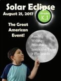 2017 Solar Eclipse (36 page Mini Theme Unit)