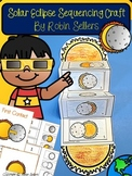 Solar Eclipse Sequencing Craft and Solar Eclipse Posters