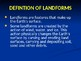 2017 TN 3rd  LANDFORMS & BODIES OF WATER POWERPOINT
