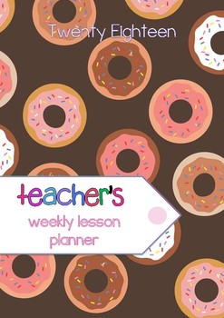 2018 (& 2017) Primary Teacher Planner - Back to School #ausb2s #usab2s